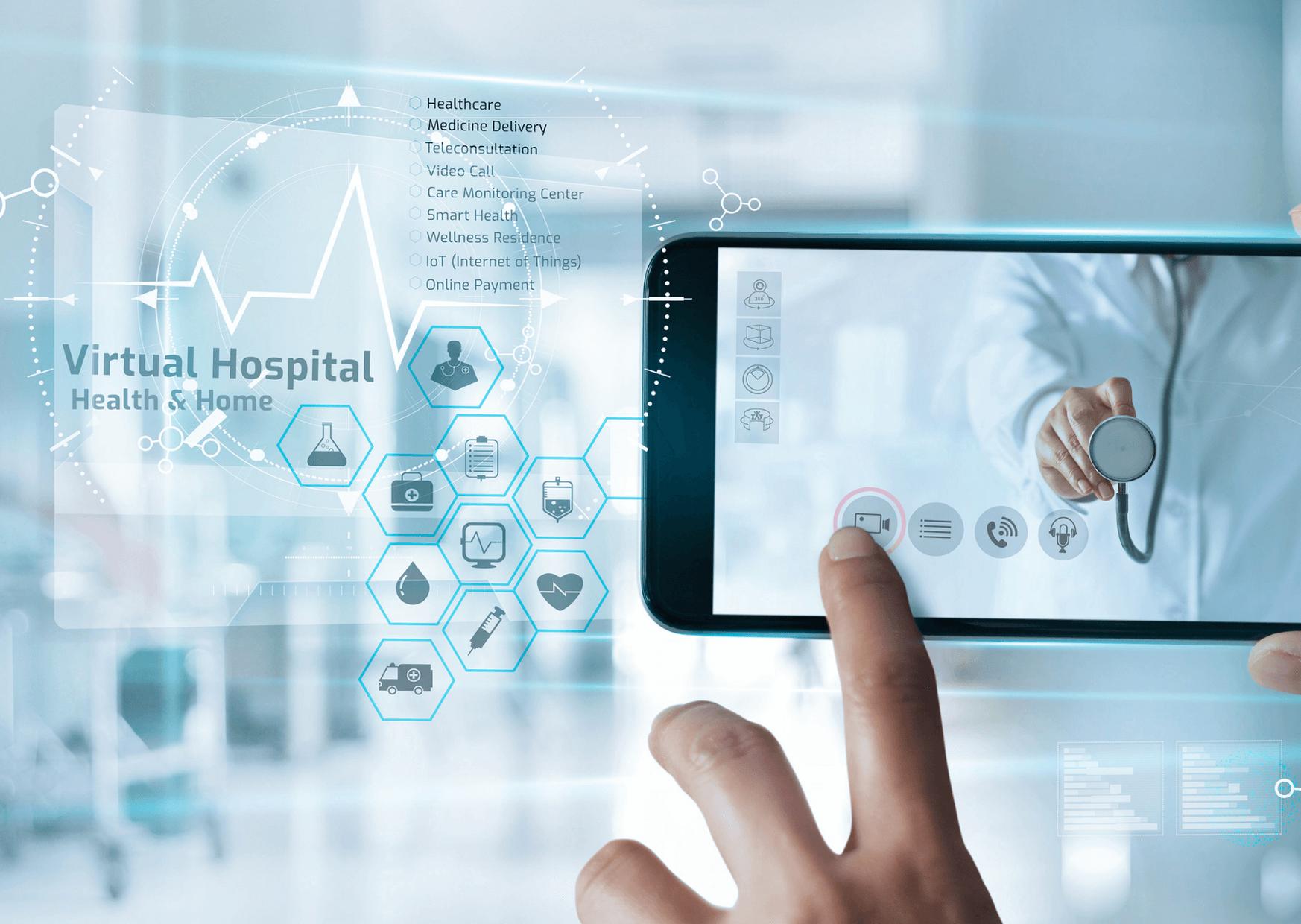 Medical Retina Diagnostics and Digital Health - Virtual