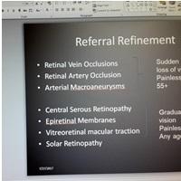 Referral Refinement Course